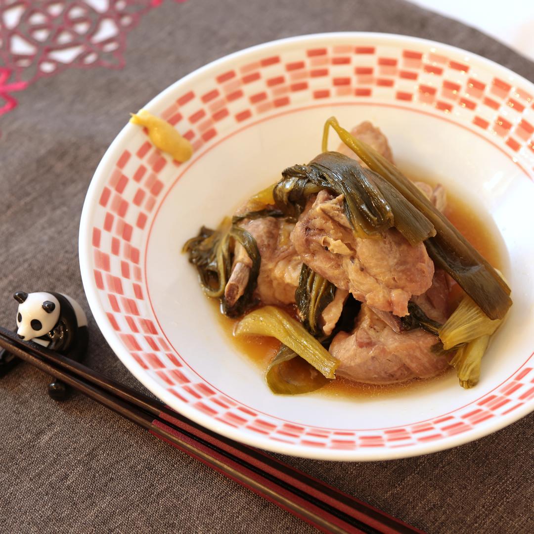 炊飯器で簡単、仕込み7分「豚の角煮@中華風」