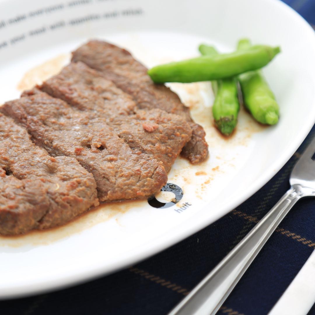 トースターで簡単、調理時間10分「牛肉の味噌漬け」@ズボラ飯