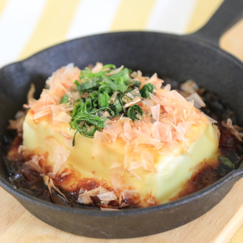 トースターで簡単、15分で完成「豆腐のチーズ焼き」@ズボラ飯